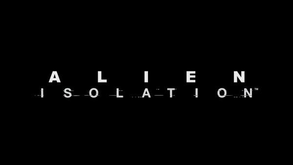 Alien: Isolation Title Screen